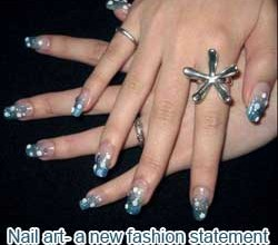 Nail-art-a-new-fashion-statement